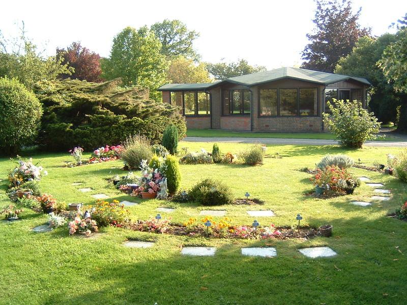 Hughenden Village Hall Garden